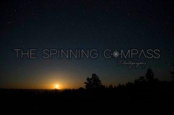 Full Moon Rising - Bryce Canyon National Park